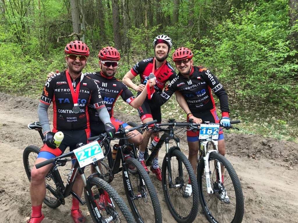 Sławomir Pituch (TA KO Team) – Qark Bikes Gniewski Maraton MTB, Gniew