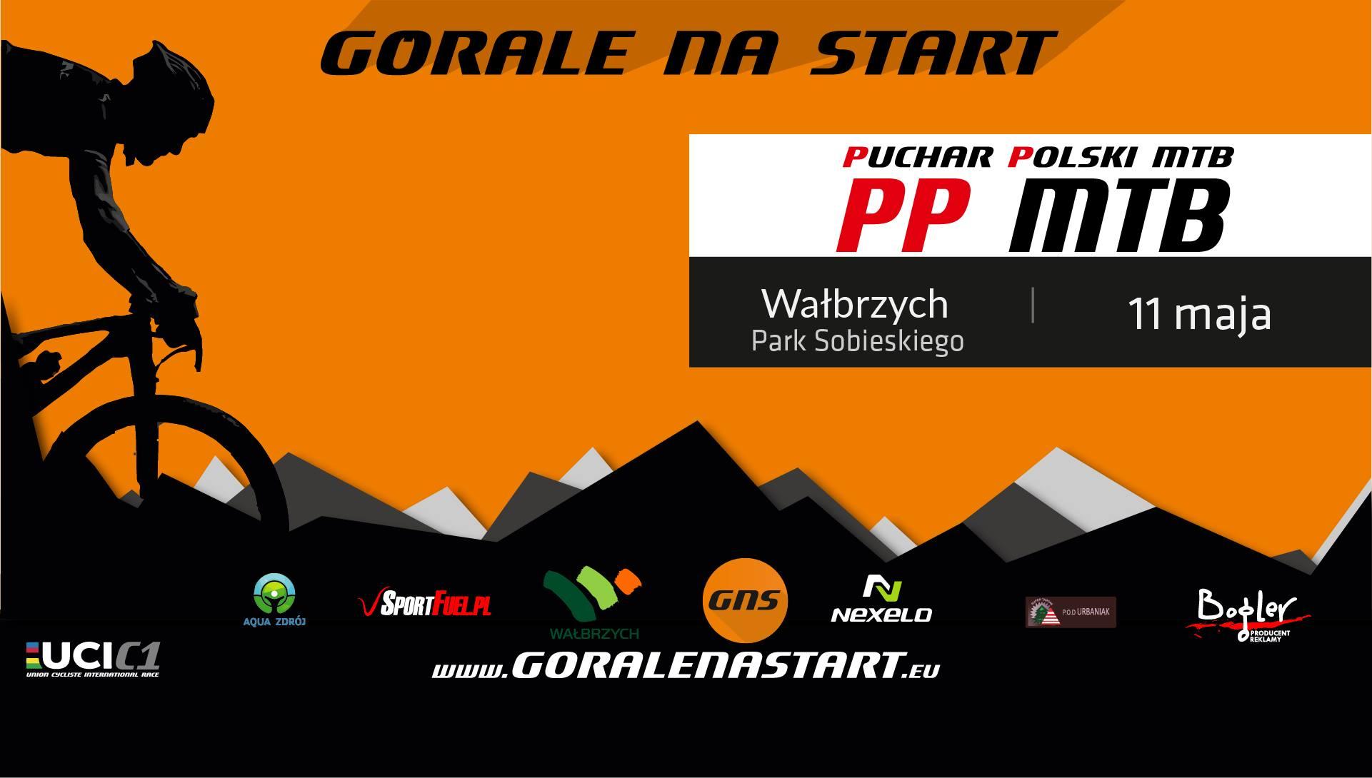 Międzynarodowa rywalizacja w kolejnej odsłonie Pucharu Polski XCO w Wałbrzychu