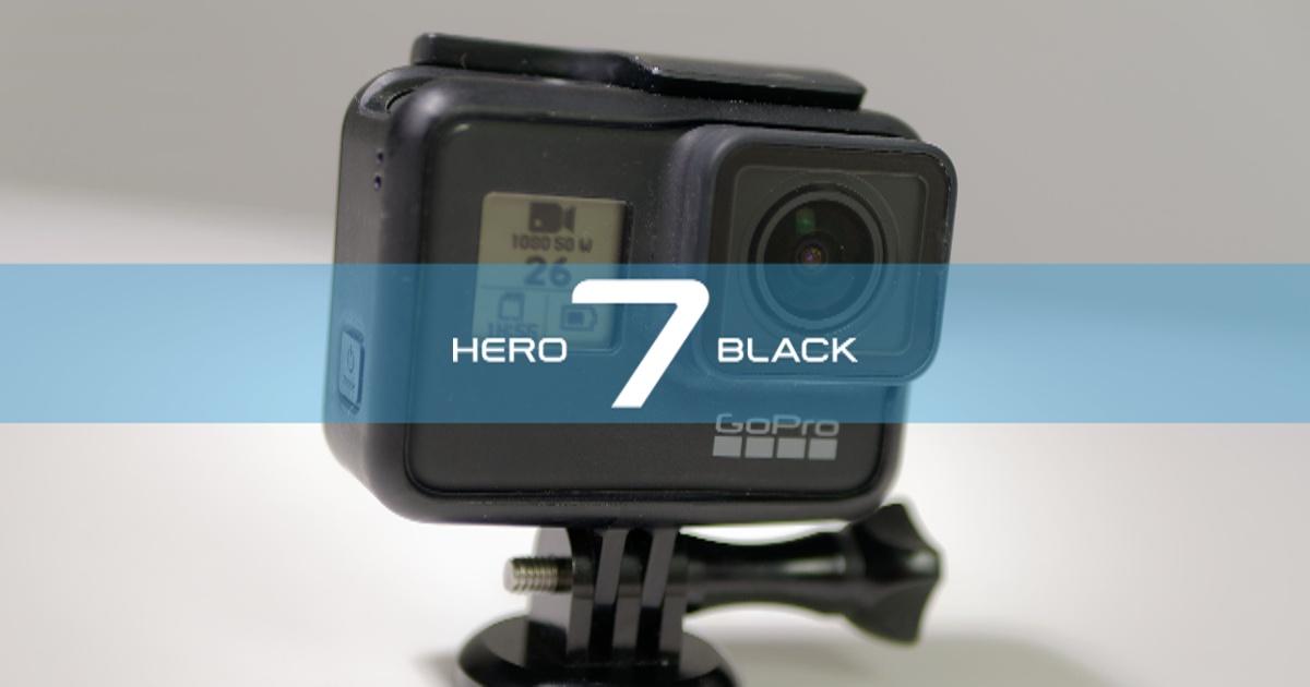 Gopro Hero Black 7 – powrót króla