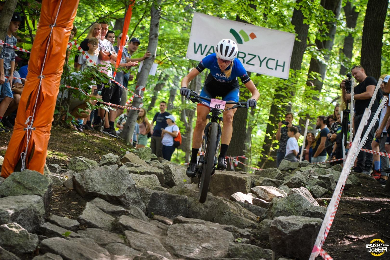 Katarzyna Solus Miśkowicz (KSM Trek Racing) – Górale na Start UCI C1, Wałbrzych