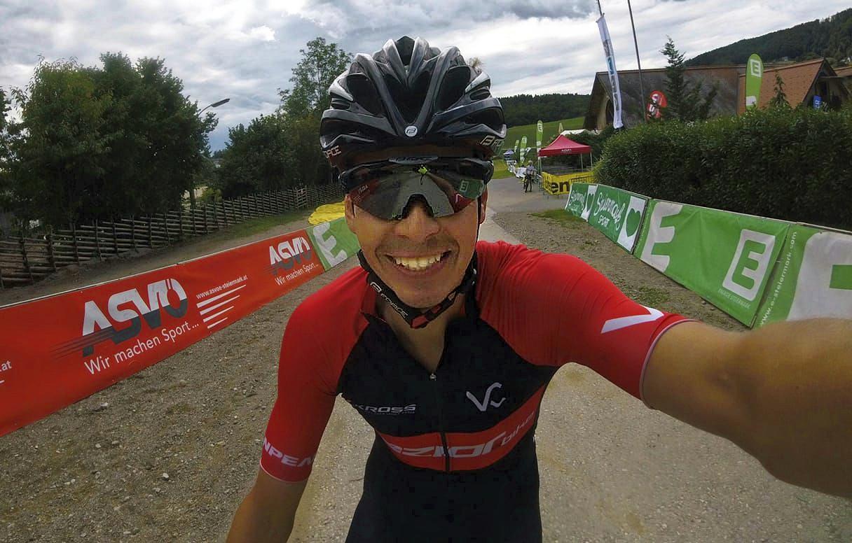 Maciej Jeziorski (jezior.bike) – Grazer Bike-Festival, UCI C1