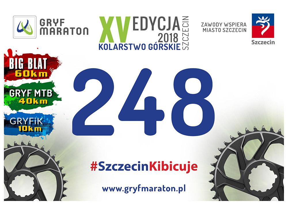 Podsumowanie pierwszego w tym roku maratonu z serii Gryf Maraton