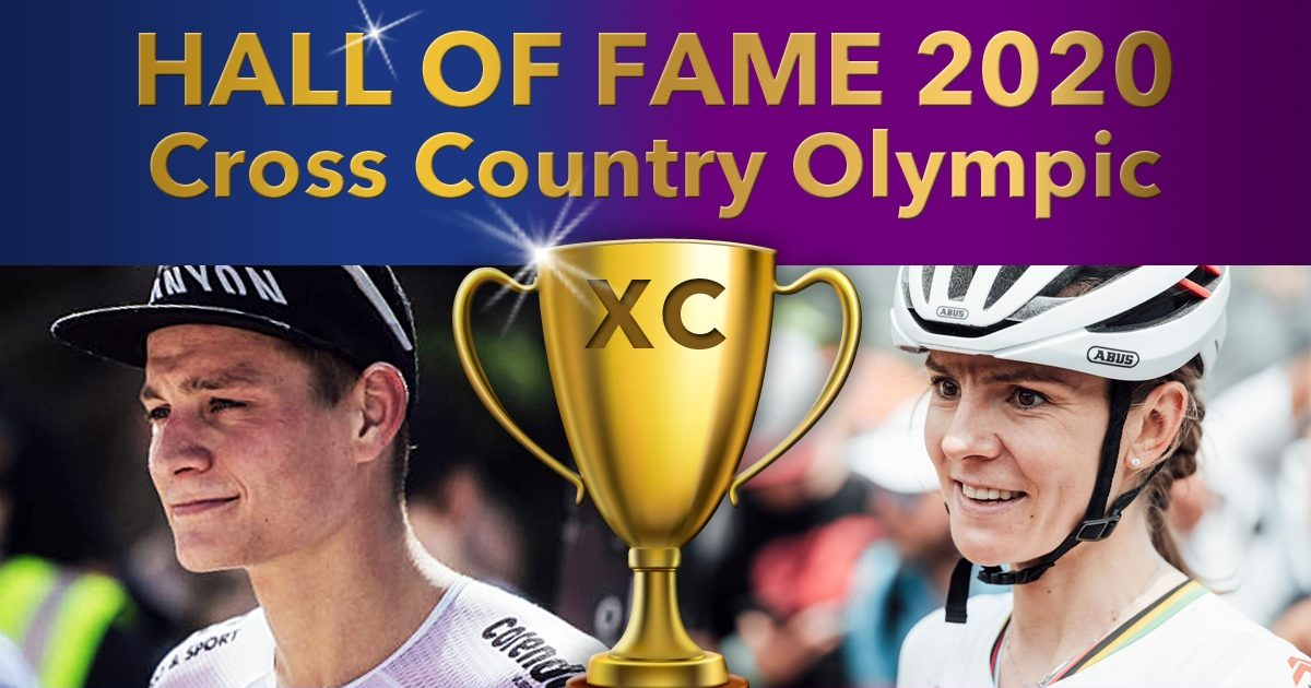 Zwycięzcy Hall of Fame XCO 2020