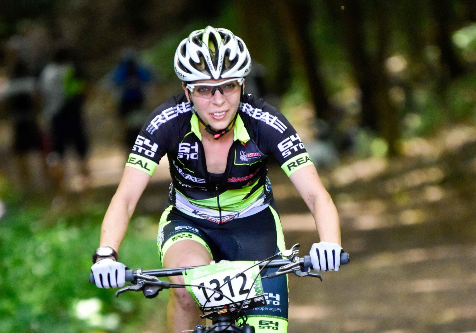 Katarzyna Hendrzyk – Majewska (Real 64sto) – Kaczmarek Electric MTB, Zielona Góra