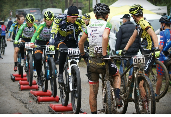 CST Riders w deszczowej Rabce Zrdroju