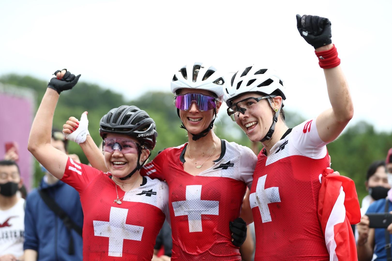 IO Tokio 2020 – rowery górskie na medal!