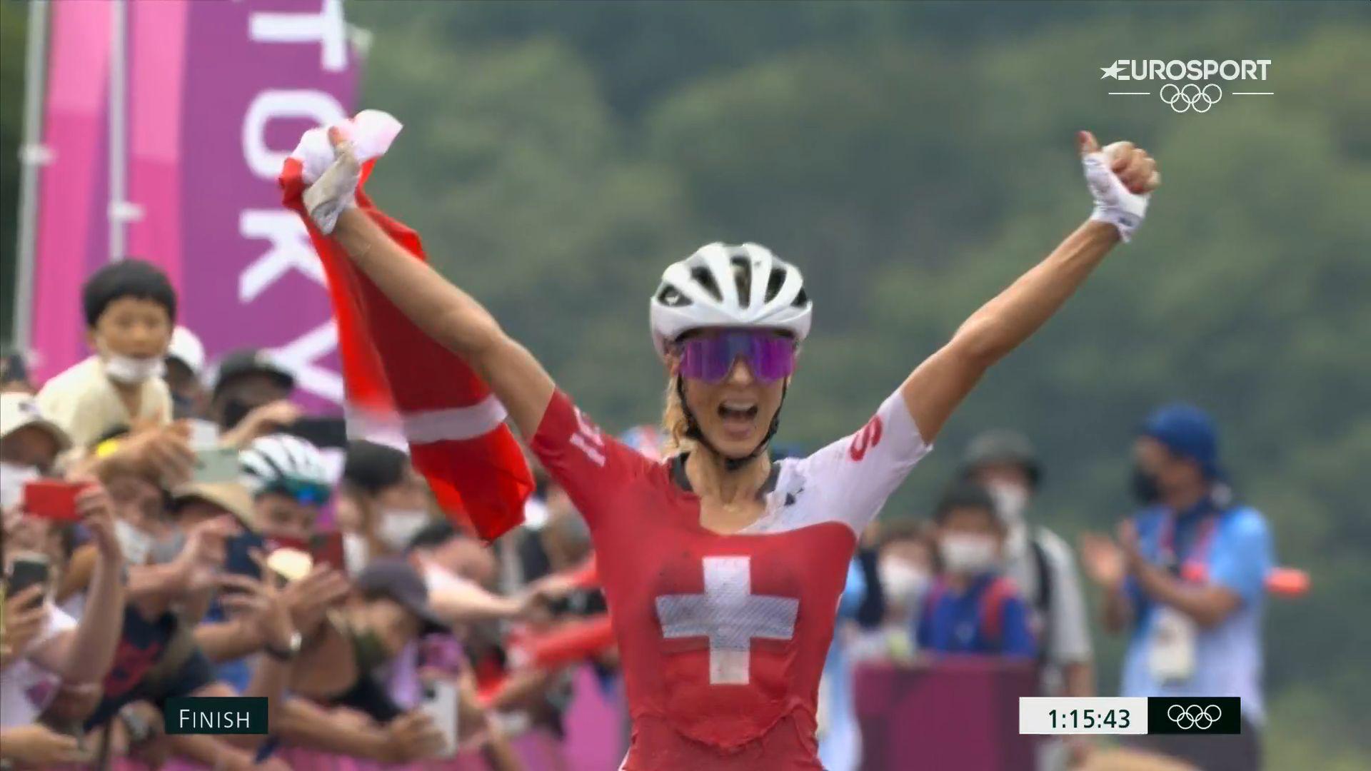 IO Tokio 2020 – Jolanda Neff Mistrzynią Olimpijską. Całe podium dla Szwajcarii!!!
