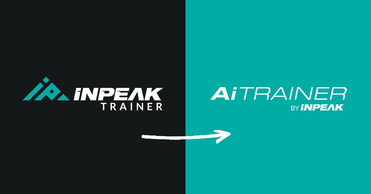 Inpeak Trainer to teraz AiTRAINER by INPEAK