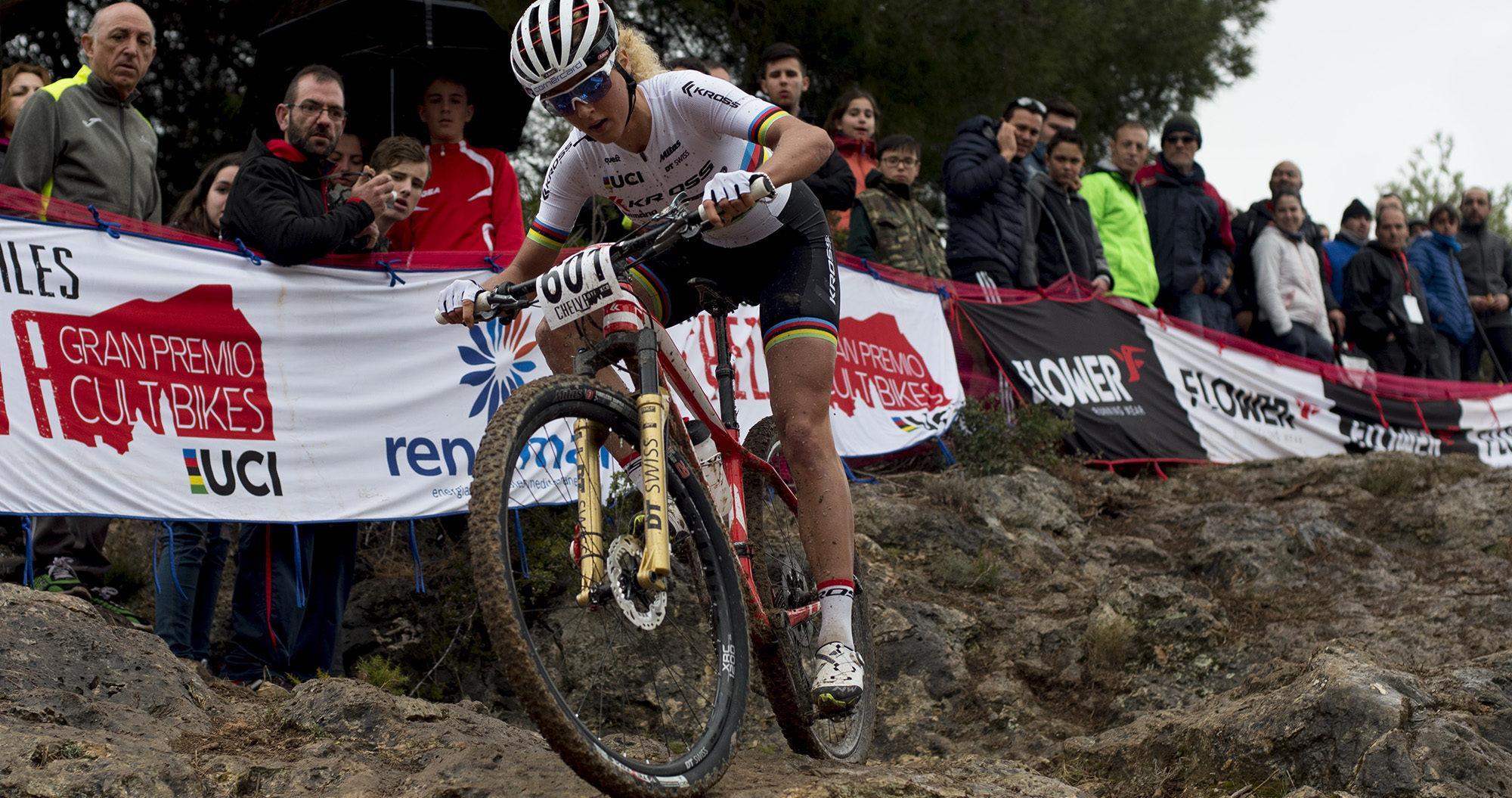 Zawodnicy Kross Racing Team na podium w Hiszpanii