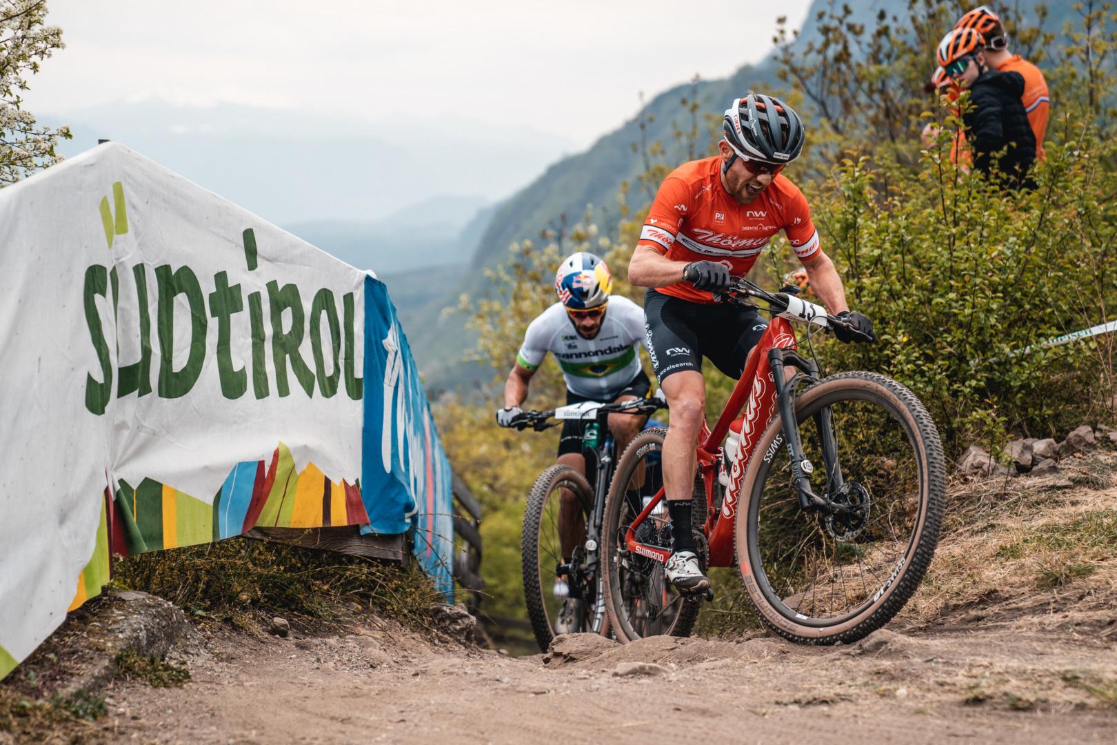 Lecomte demoluje, Flückiger ogrywa N1NO w Nals. Wawak jedenasty!   Marlene Südtirol Sunshine Race, Internazionali d'Italia Series, Nals, Włochy