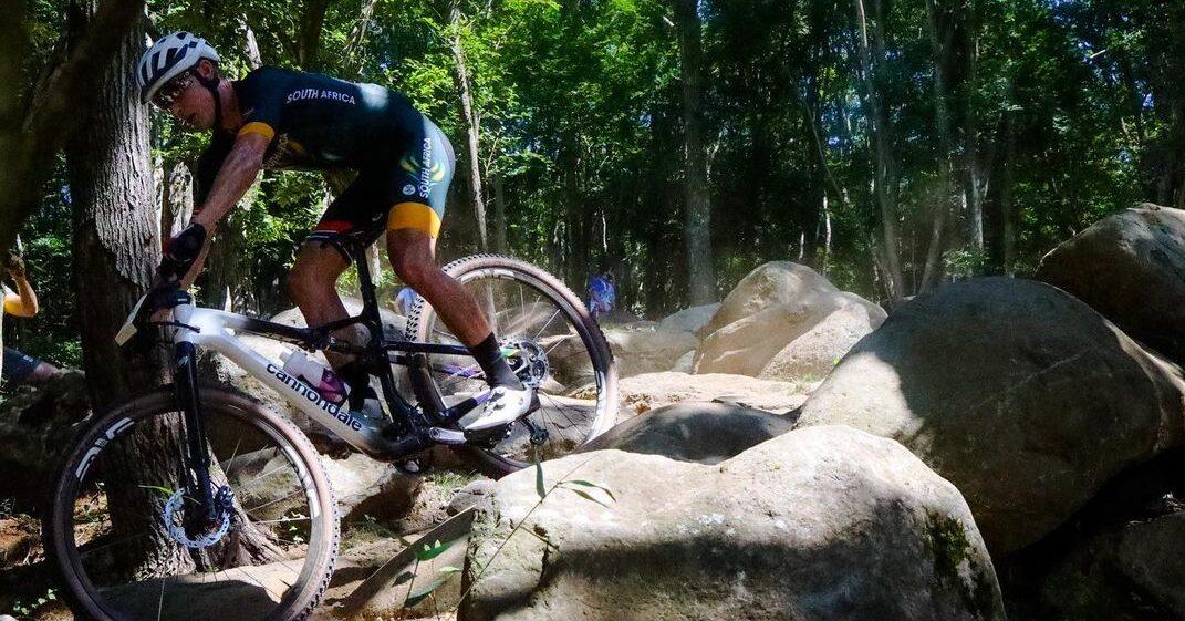 IO Tokio 2020 – rowery zawodników, hardtail czy full suspension? | Izu, Shizuoka, Japonia