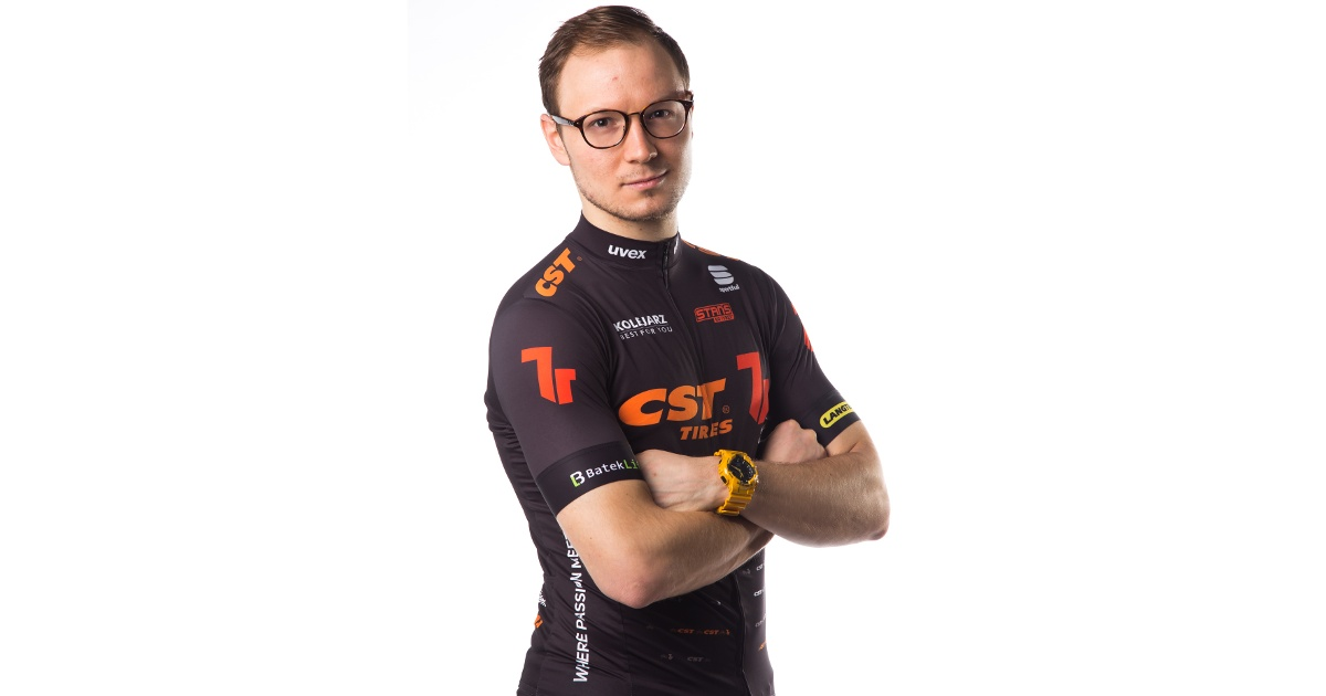Jakub Najs zasila skład CST 7R MTB Team