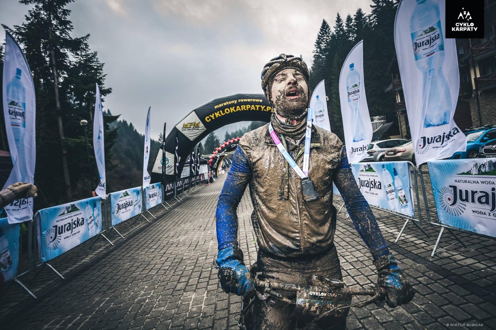 Jakub Solarz (UKS GK Four Bike) – Cyklokarpaty, Wierchomla