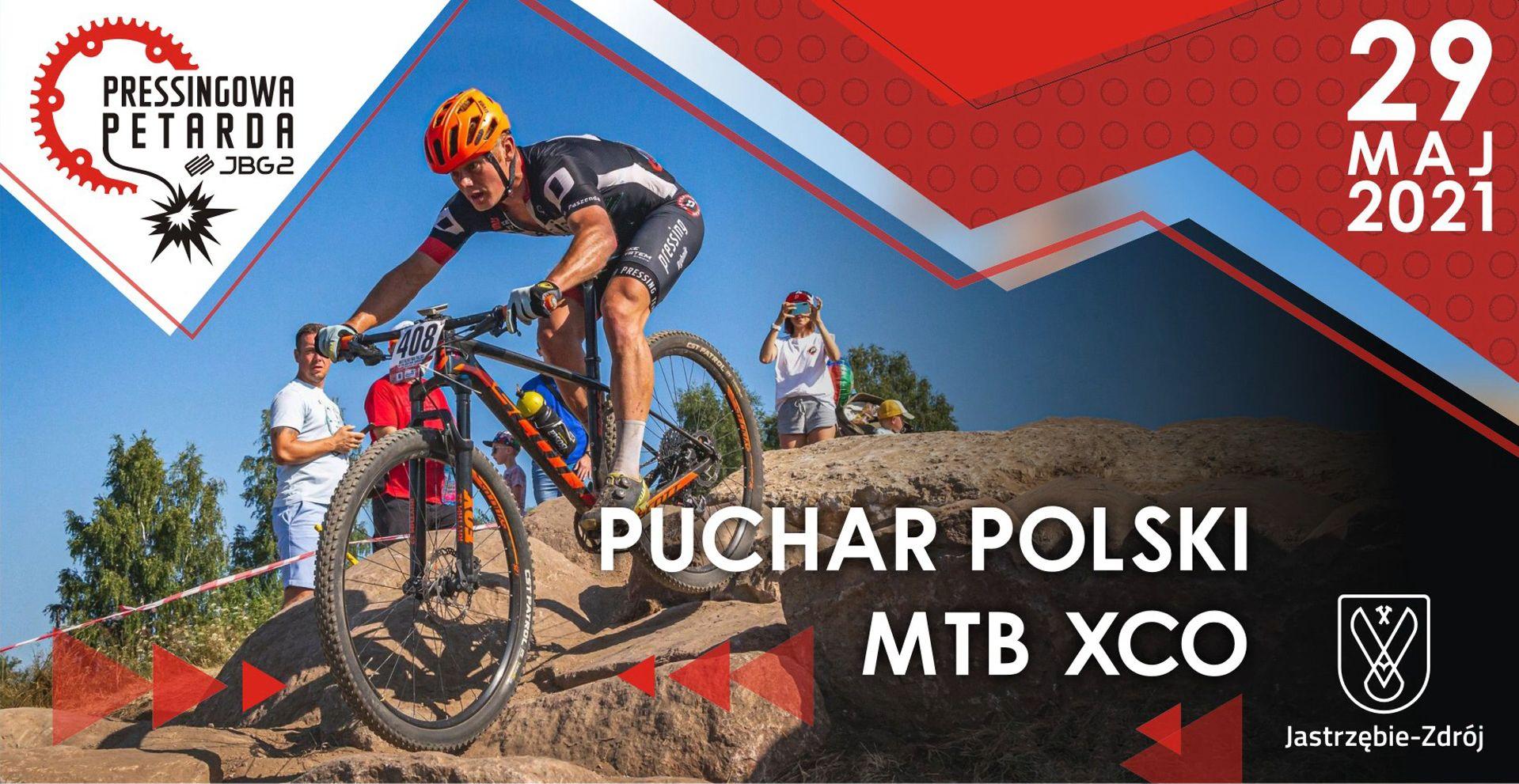 Już w sobotę JBG-2 Pressingowa Petarda   Puchar Polski MTB XCO, Jastrzębie Zdrój