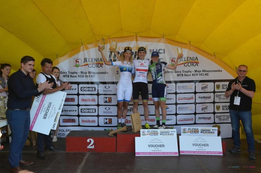 Jelenia Góra Trophy – galeria wyścigu elity kobiet
