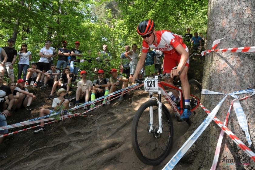 Maciej Jeziorski (Romet Factory Racing) – Jelenia Góra Trophy UCI HC, Jelenia Góra