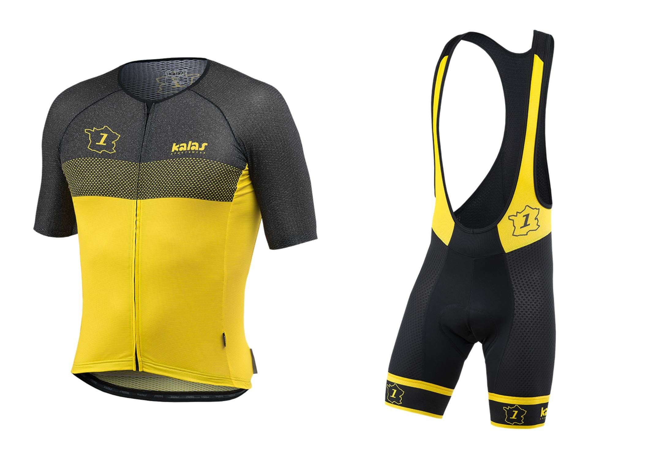 Limitowana edycja strojów Kalas z okazji Tour de France