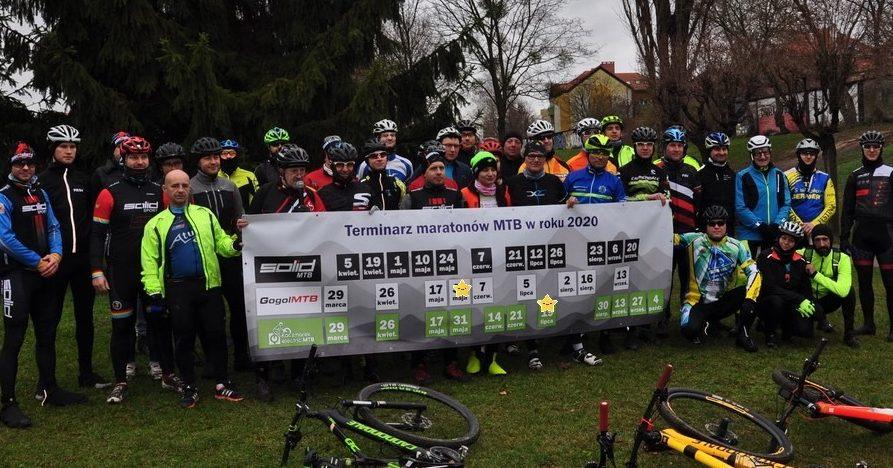 Kalendarz Bike Cross Maraton, Kaczmarek Electric MTB i Solid MTB 2020