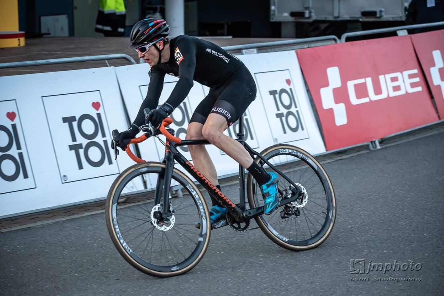 karol michalski pronghorn racing puchar świata cx tabor 2018 fot jmphoto 2