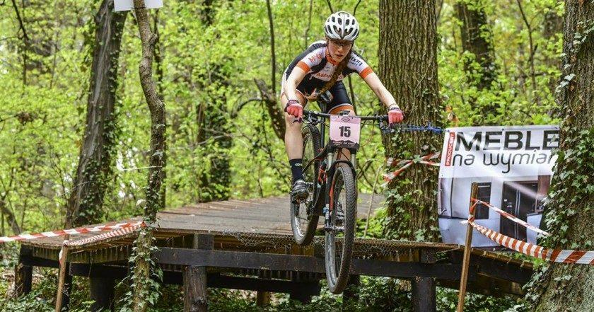 Karolina Cierluk (Mitutoyo AZS Wratislavia): maratony dają mi wytrzymałość przydatną w XCO