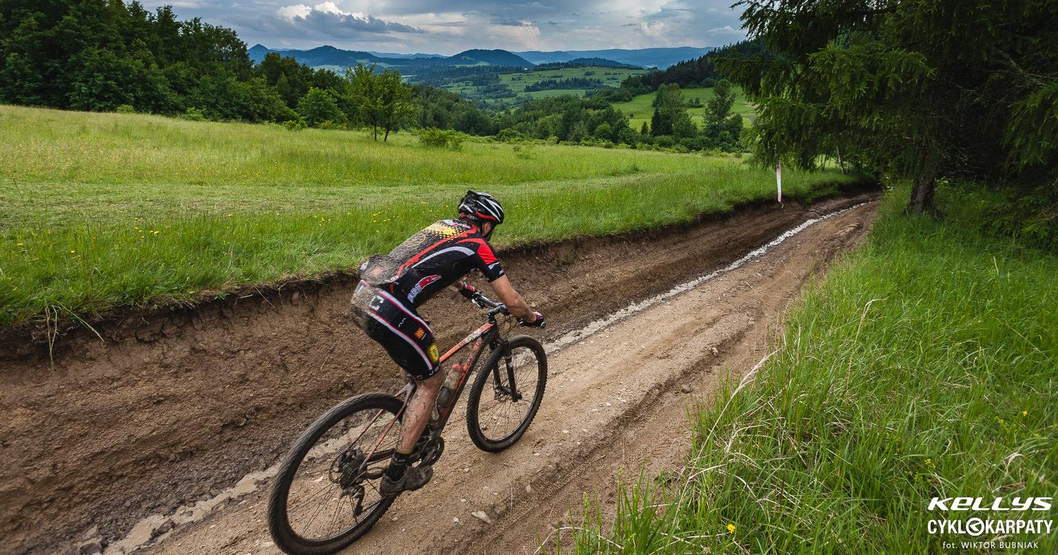 Legendarny etap Kellys Cyklokarpaty w Kluszkowcach przeszedł do historii!