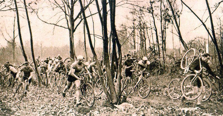 Konserwatywny rozwój rowerów przełajowych