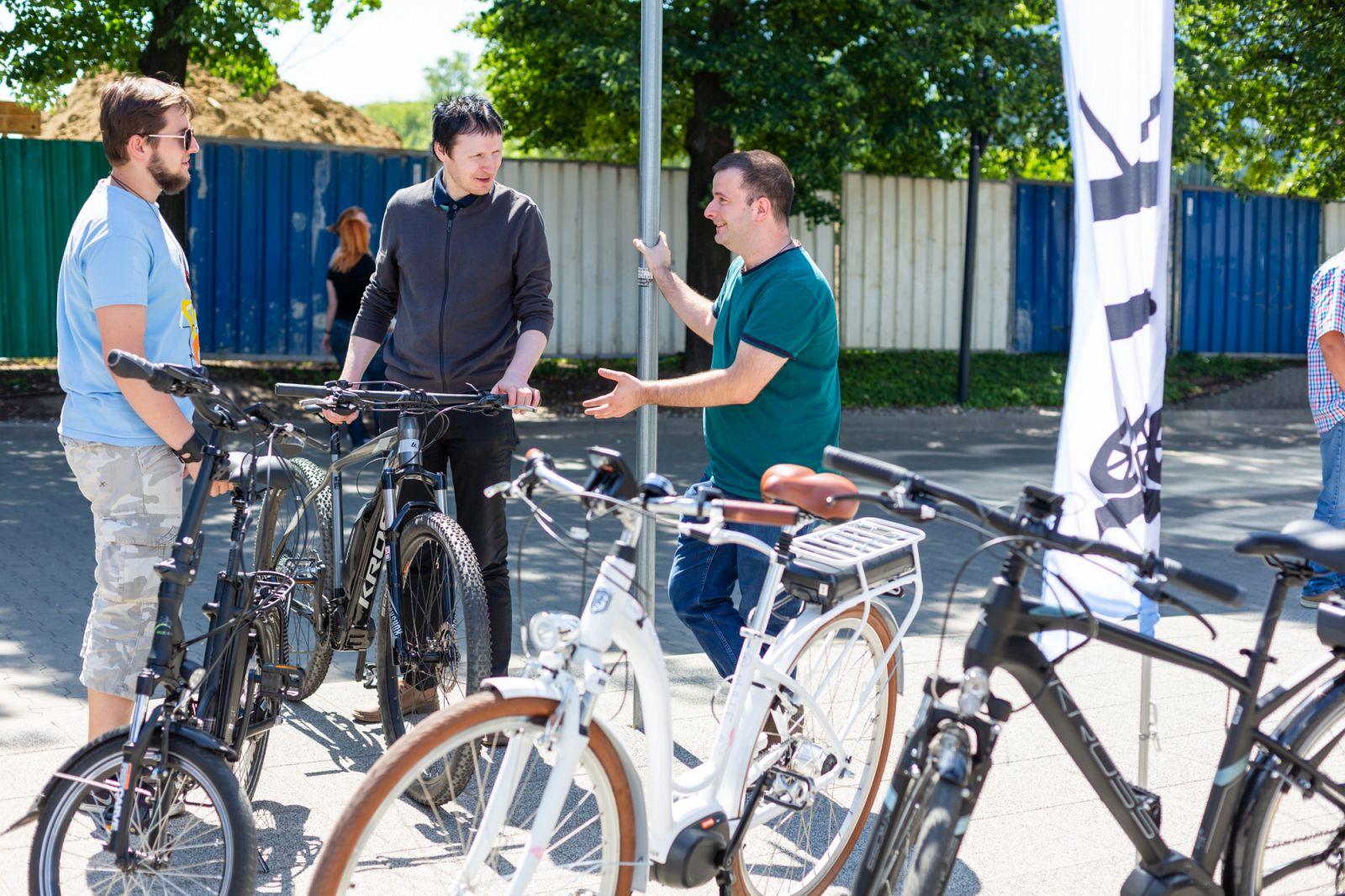 BikeDAY – alternatywa dla drożejącego paliwa