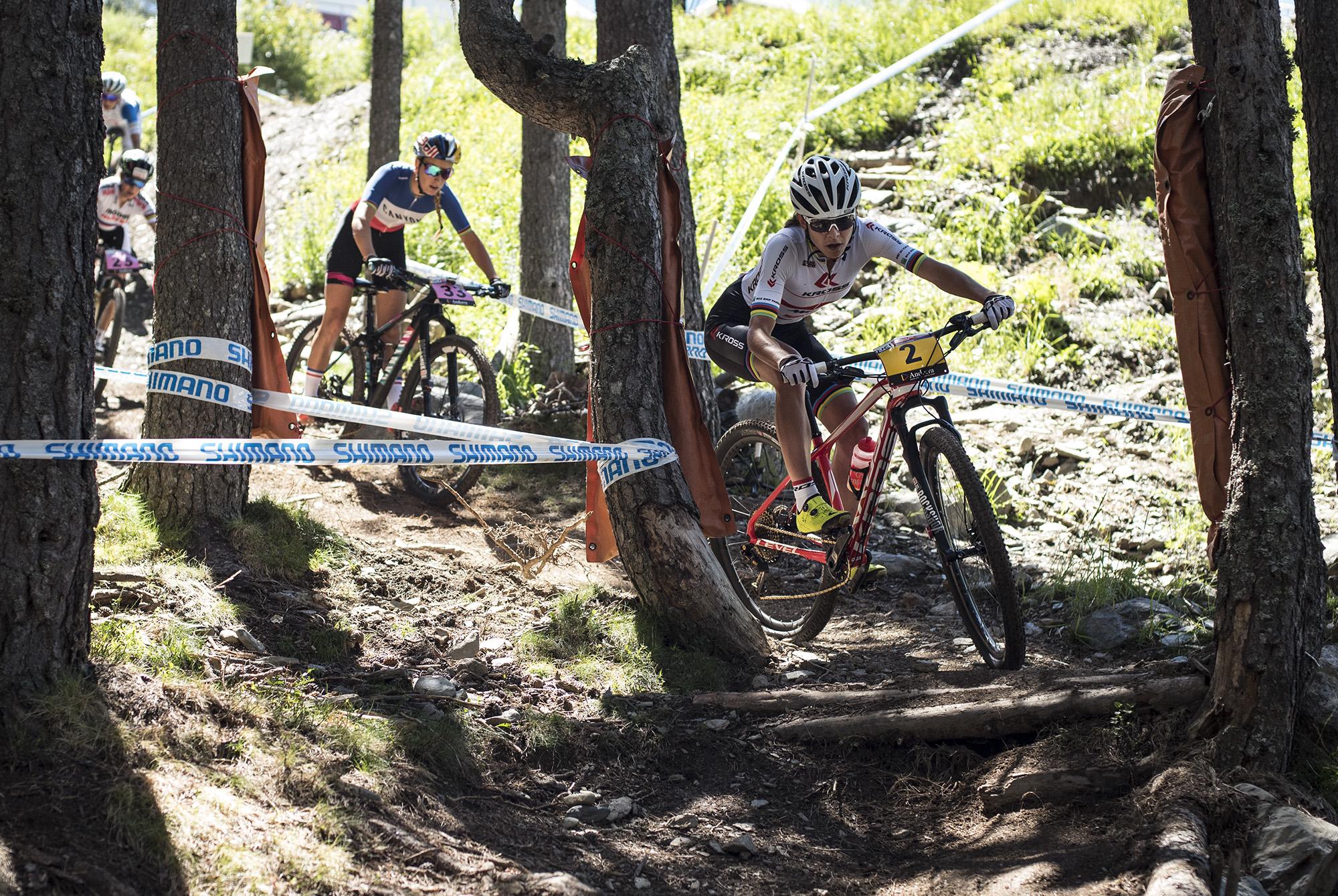 Kross Racing Team najlepszą damską drużyną Pucharu Świata w Andorze