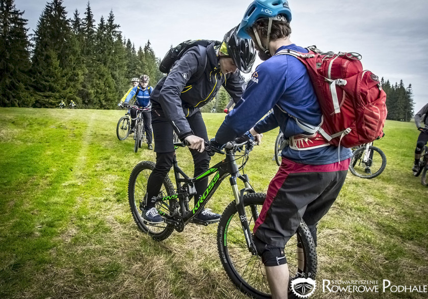 Testy rowerów Kross na Cyklo Warsztatach 2017