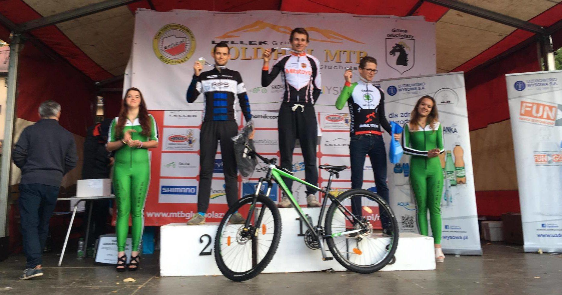 Krzysztof Łukasik (Mitutoyo AZS Wratislavia) – CykloOpawy XCO / Gold Hill MTB Maraton, Głuchołazy