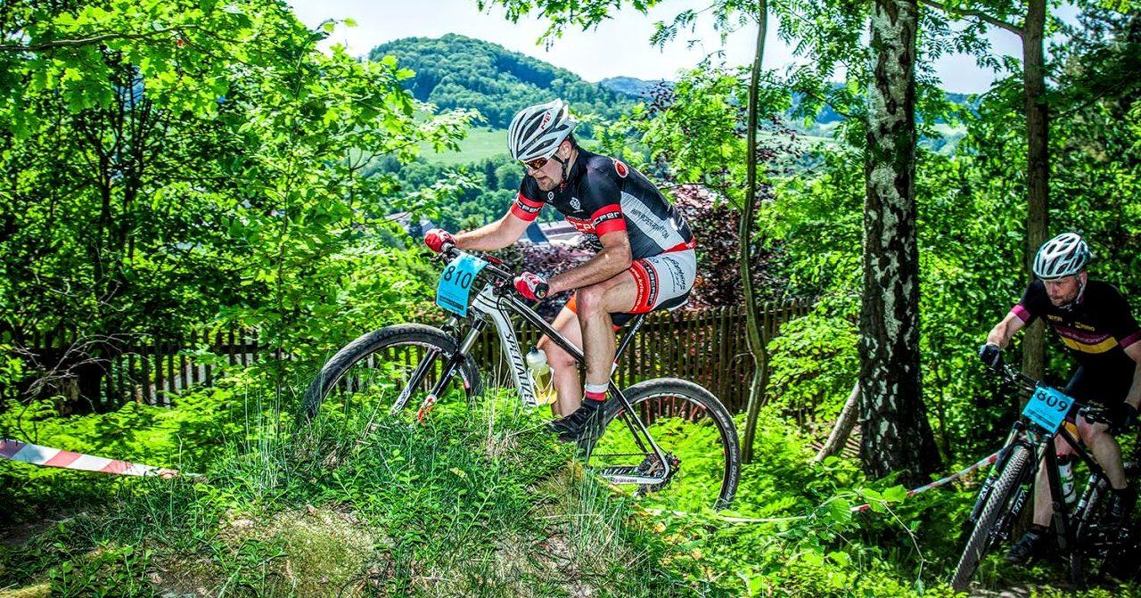 Krzysztof Woliński (kacper-rowery.com) – Peklo Severu, Česká Kamenice