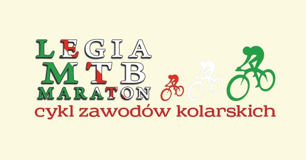 Legia MTB Maraton [kalendarz 2019]