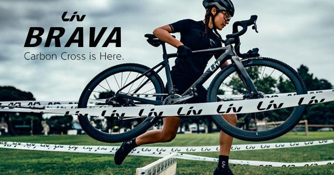 Brava Advanced Pro – nowa przełajówka dla kobiet od marki Liv