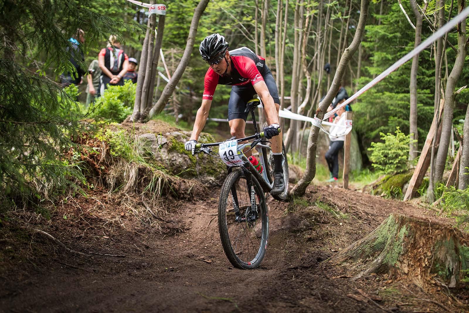 Maciej Jeziorski (jezior.bike) – Strabag MTB Cup, Bedrichov, UCI C1