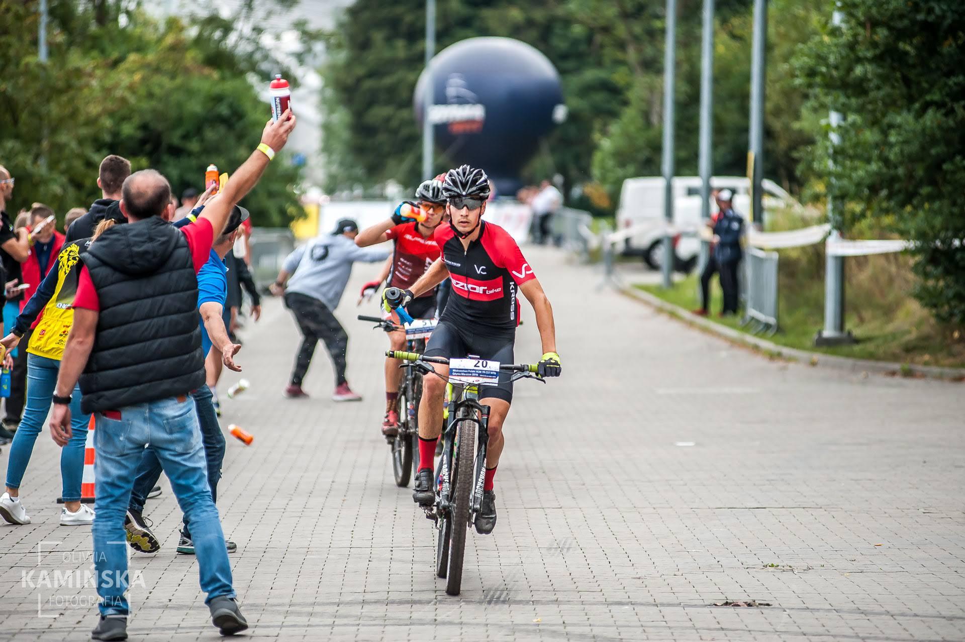 Maciej Jeziorski (jezior.bike) – Mistrzostwa Polski XCM, Gdynia