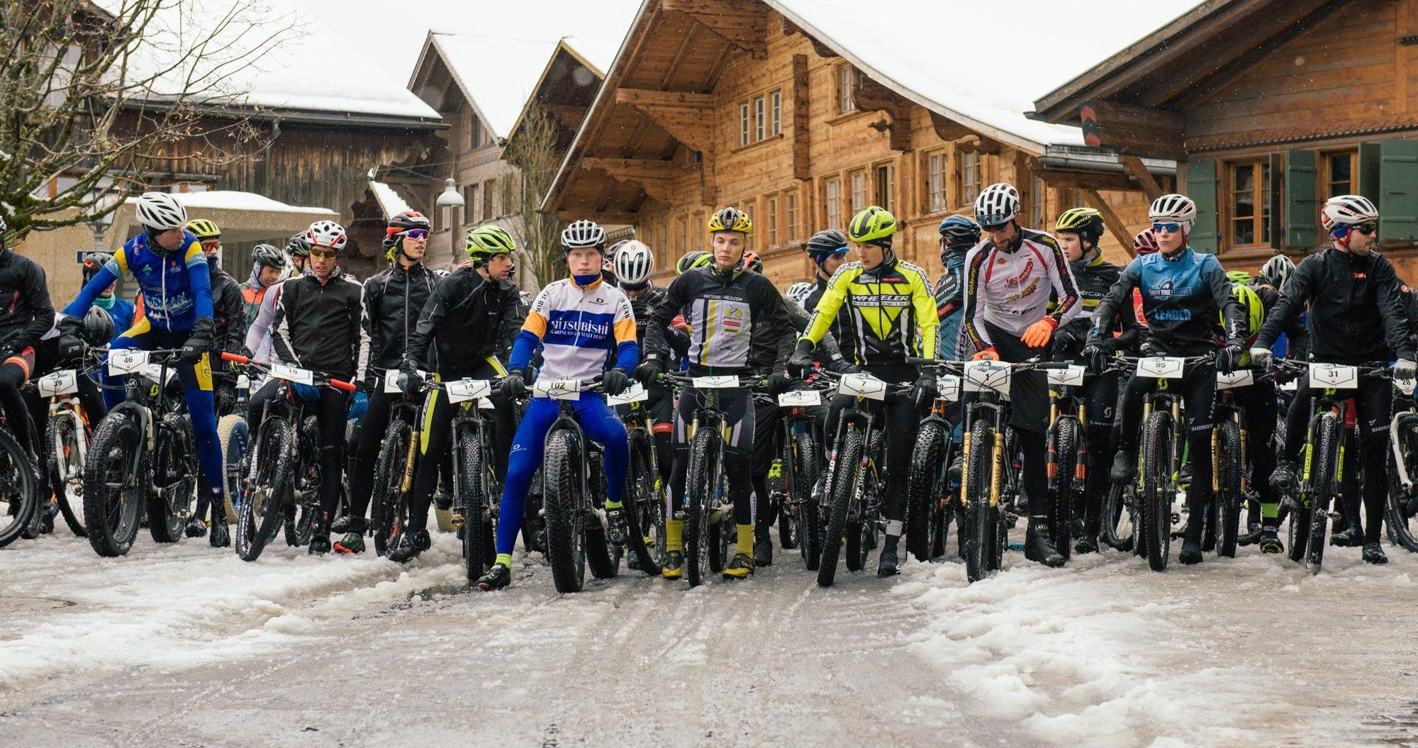 Maciej Stanowicz (Mitsubishi Materials MTB Team) – Snow Bike Festival, Szwajcaria