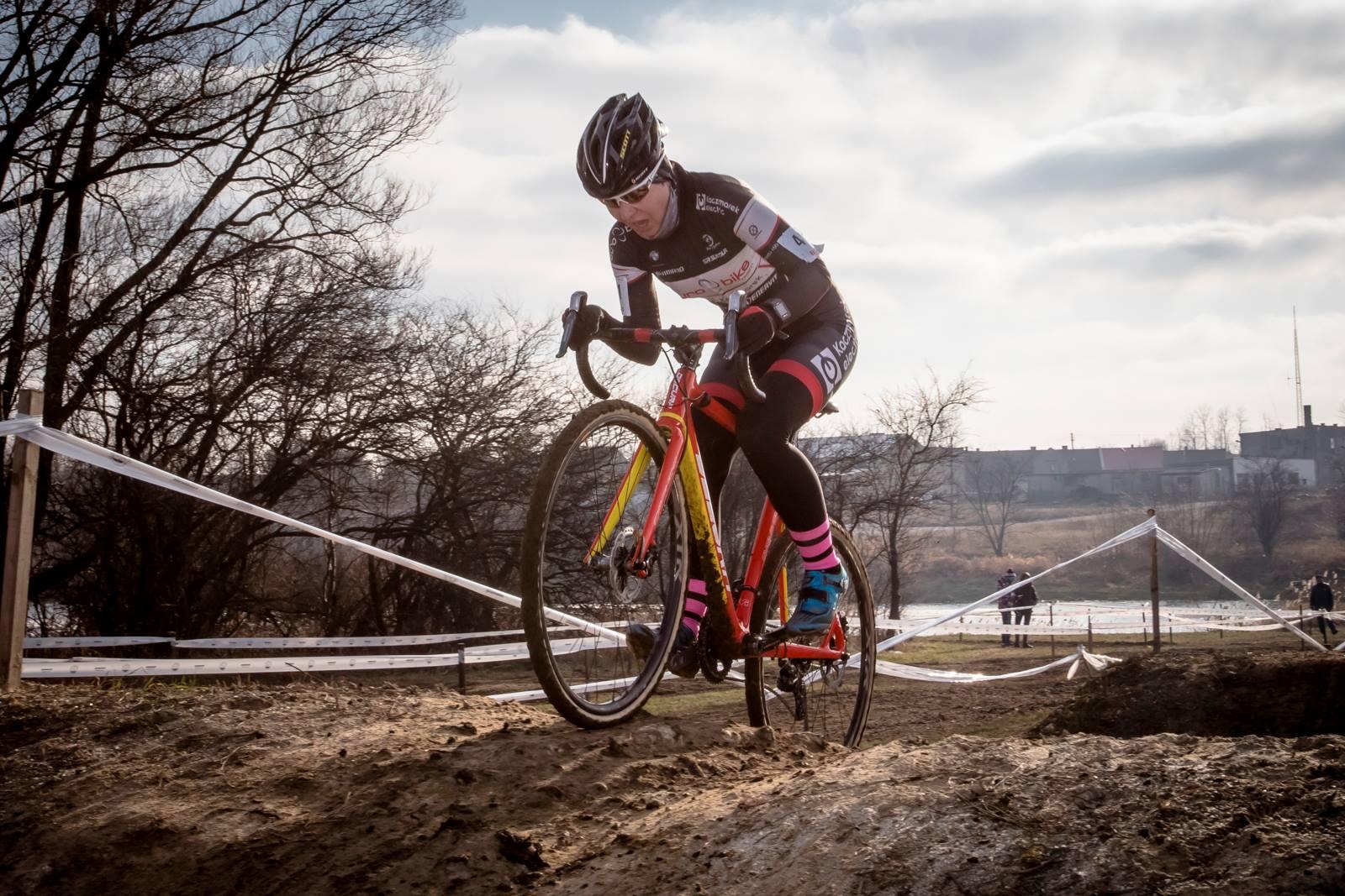"""Magdalena Sadłecka (Euro Bike Kaczmarek Electric): """"lepiej jest atakować niż bronić, więc spróbuje za rok"""""""