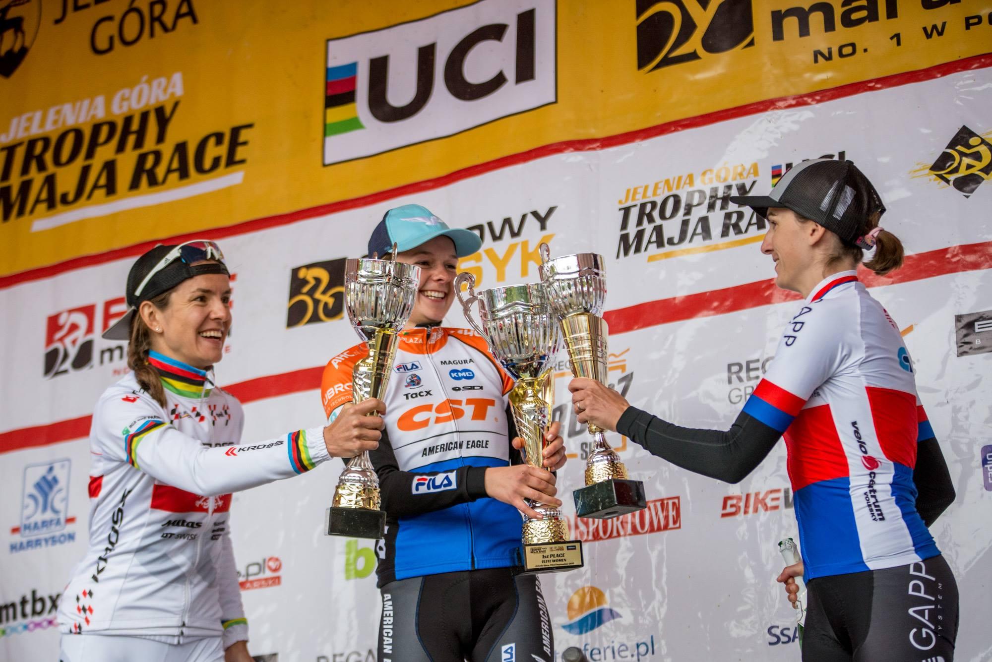 Kto wygra Maja Race 2019?