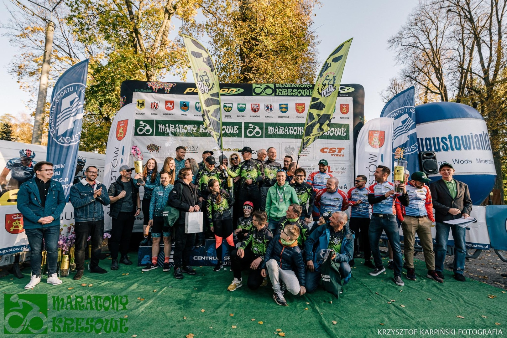 Maratony Kresowe zakończyły 13. sezon w Augustowie