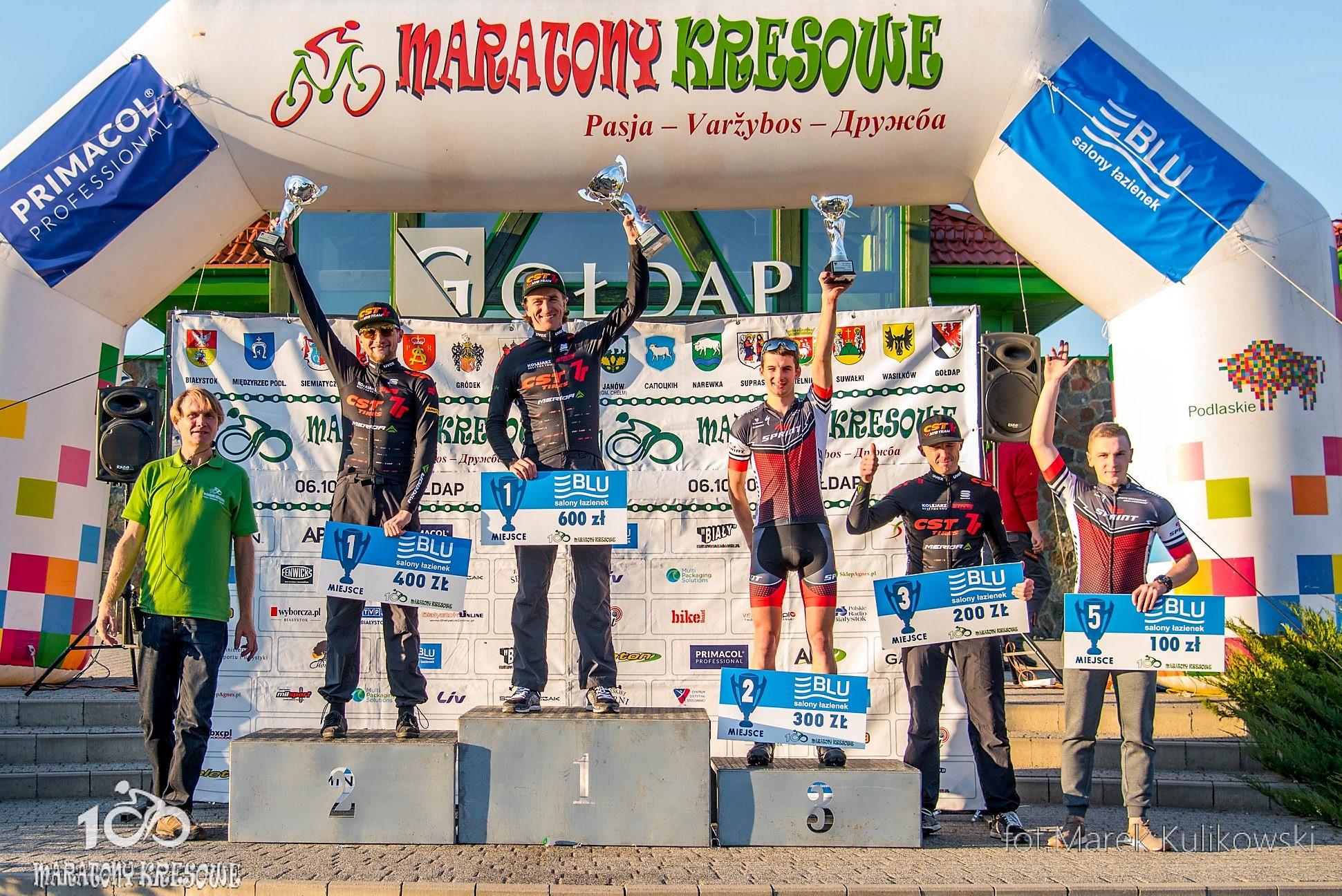 Maratony Kresowe zakończyły 10. sezon w Gołdapi