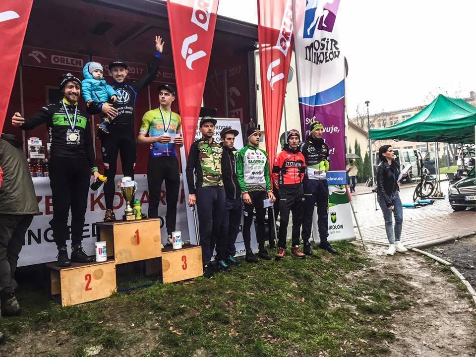 Marek Konwa pracowicie gromadzi punkty UCI