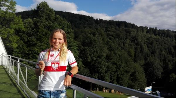 Marta Turoboś Mistrzynią Polski XCE