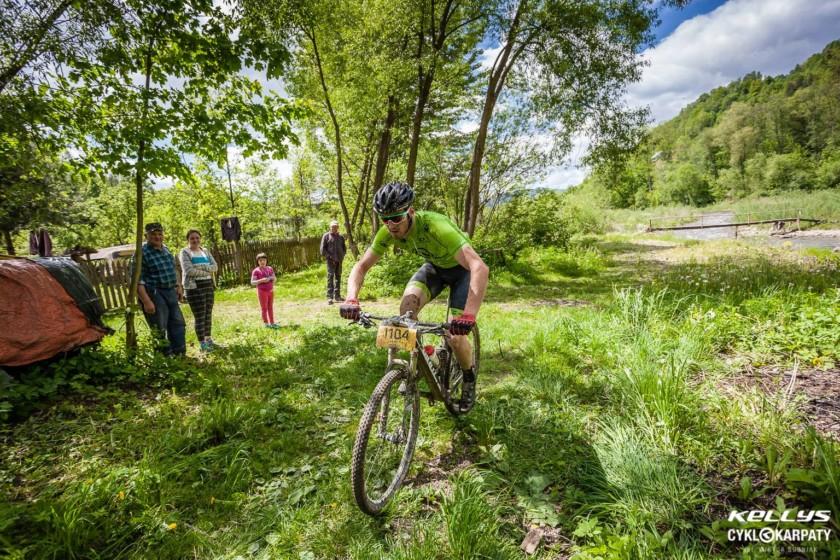 Mateusz Kowalczyk (Cyclo Trener Team) – Kellys Cyklokarpaty, Kluszkowce