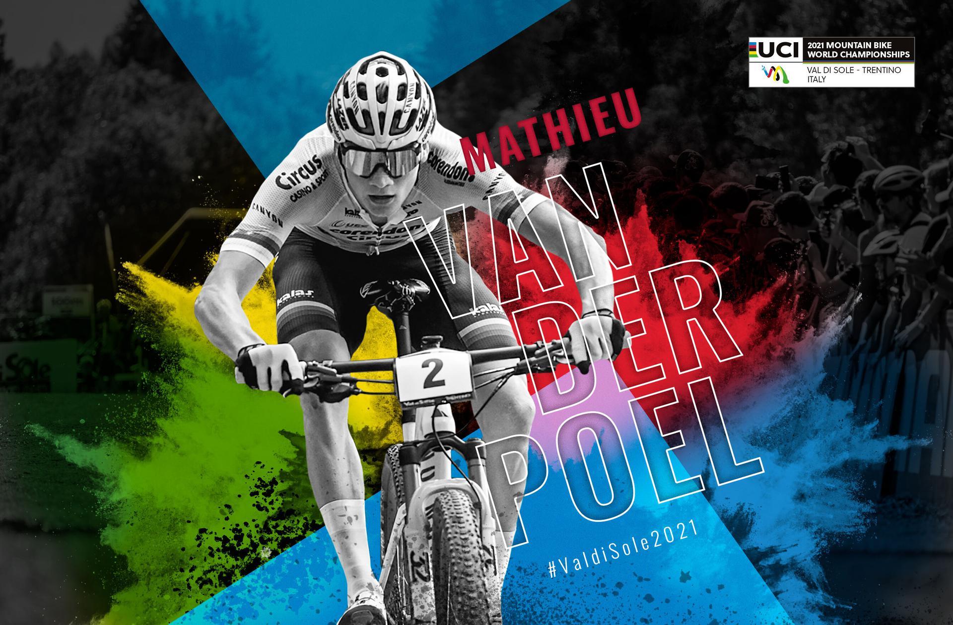 Mathieu van der Poel powalczy o tęczową koszulkę | MŚ XCO 2021, Val di Sole, Włochy