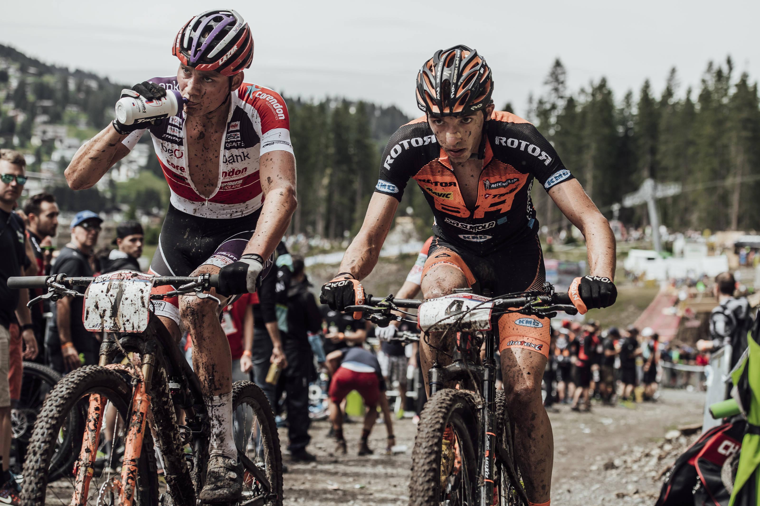 Mathieu van der Poel stawia na kolarstwo górskie