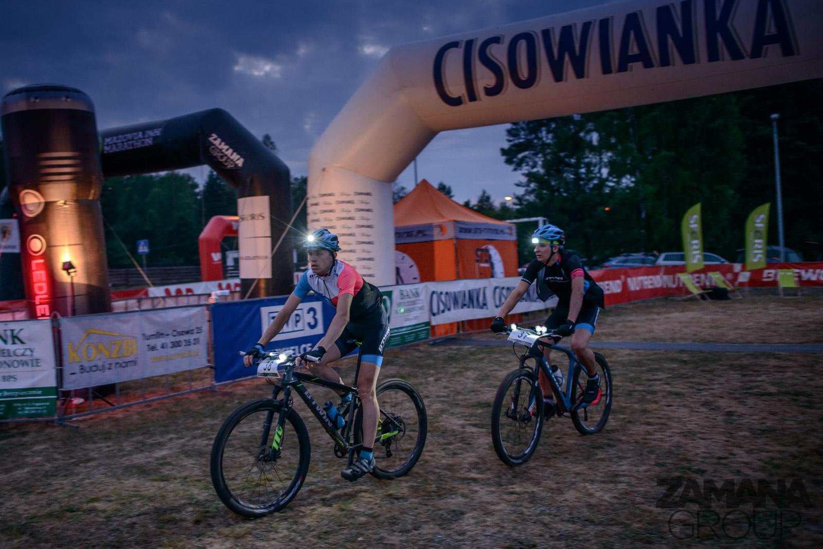 Relacja z Maratonu MTB 24H w Zagnańsku