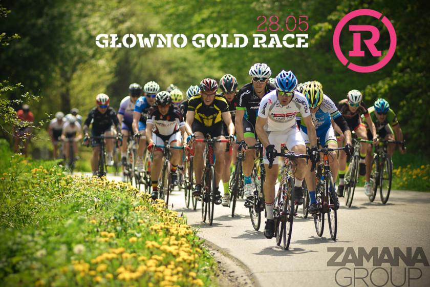 Zapowiedź Głowno Gold Race