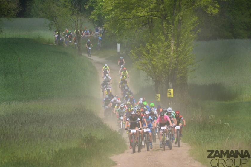 Relacja z Kołacinka – Cisowianka Mazovia MTB Marathon