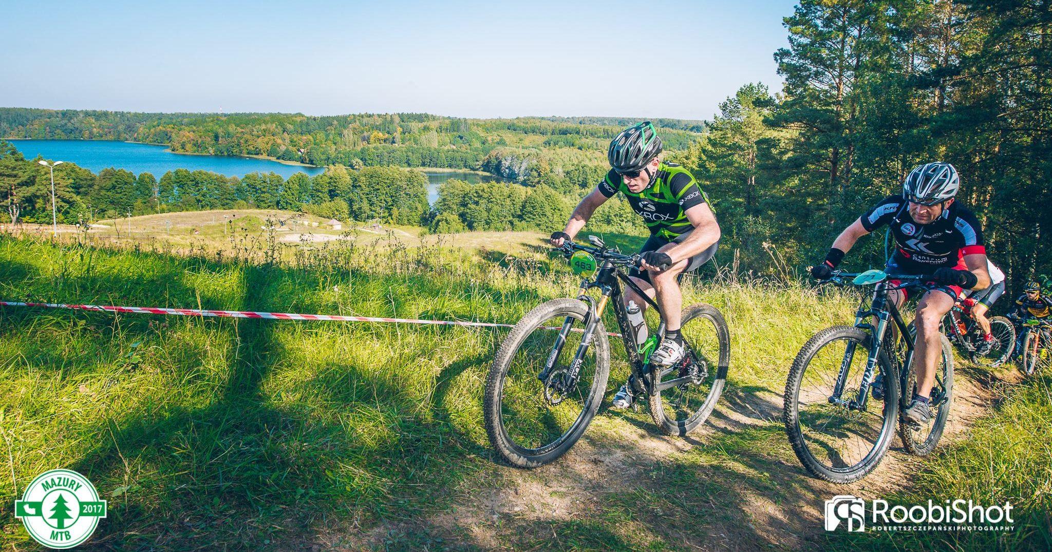 Mistrzostwa Polski w kolarstwie górskim 2018 w Mrągowie