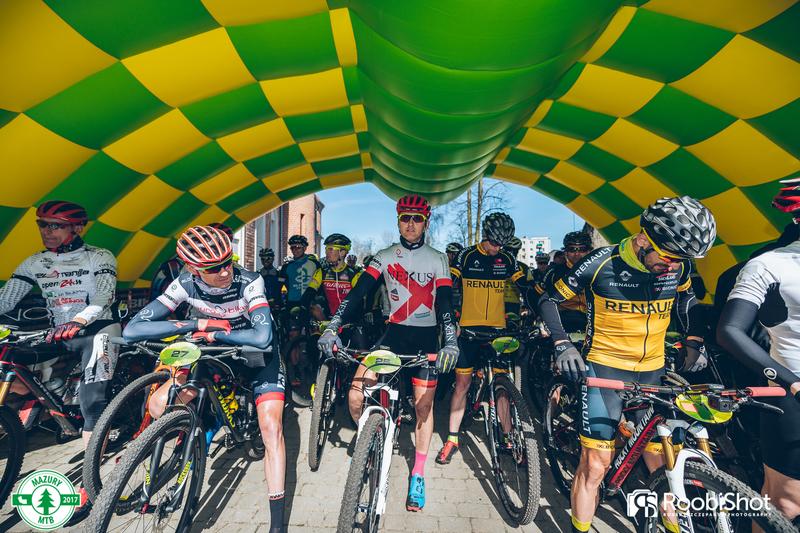 Mazury MTB – zaproszenie na Bike Tour Węgorzewo